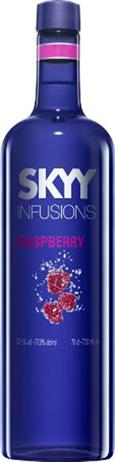 Skyy Vodka Infusions Raspberry